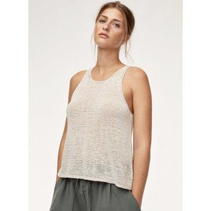 Aritzia The Group by Babaton Eugenie Knit Top